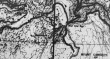 Extract of 1930 OS mAP