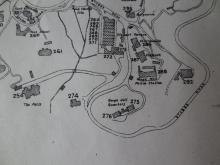 1950s Map of Gough Hill