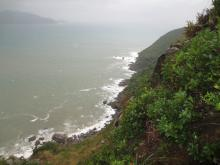 View South from Cutting off Little Sai Wan Camp Road