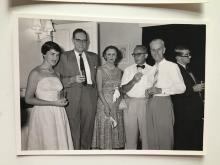 Douglas and Ann Crozier Silver Wedding 1959 (2)