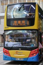 Bus #1 to Felix Villas