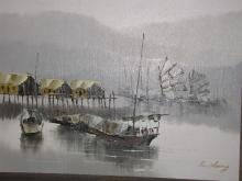 FC Cheung painting