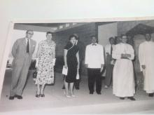 Wah Yan College, 27th September 1955