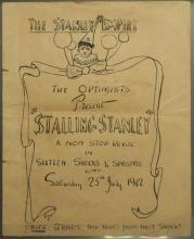 """""""Stalling Stanley"""" at The Stanley Empire"""