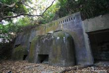 Exterior of Collinson Battery DEL Engine Room