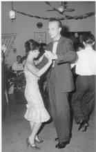 Jim (me) dancing with Nancy - LSW.