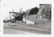 Junction of Peak Road and Magazine Gap Road 1962.jpg
