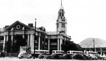 Kowloon Railway Station.