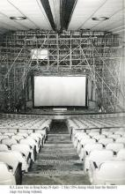 Liberty Theatre / 快樂戲院 (1954 stage widening)