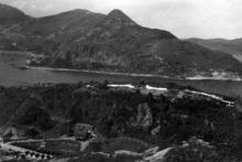 Lyemun Gap and Devil's Peak 1952 b.