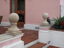 More finials from an old building in Central.JPG