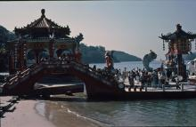 Longevity Bridge at the Tin Hau Temple