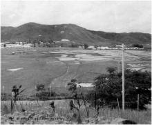 NT V View from Queens Hill Camp NT HK  1957