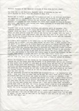 Edith May (May) Guest's Account of Japanese invasion page1