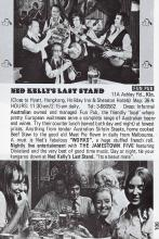 Ned Kelly's Last Stand 1980