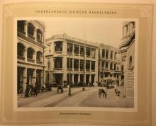 Office Dutch India Commercial Bank 1910s