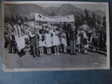Jubilee Buildings Childrens Party circa 1952/3