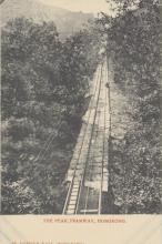 Peak Tram Hong Kong. Postcard purchased 1908.jpg