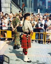 1997 Piper of the Black Watch