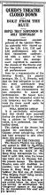Queens Theatre closed down-HK Sunday Herald-26-07-1936