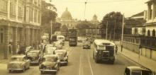 Queen's Road East @ 1950's