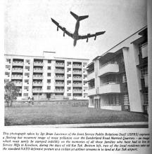 Sunderland Road RAF Married Quarters-Kowloon Tong