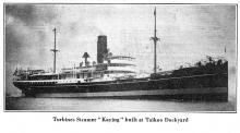 S.S.Kaying- The Far Eastern Review Jan. 1921