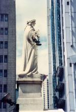 1996 Former Supreme Court Building - Statue of Themis