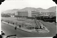 St Francis Xavier's College 1957