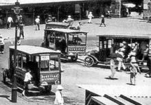Star Ferry buses-1923