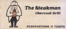 The Steakman Charcoal Grill