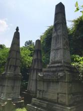 2019 Monuments - Vestal, Kuhlan and Fronde