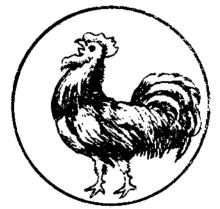 "Trademark - ""Cock Brand"""