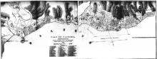 Victoria Harbour-Plan 0f 1873