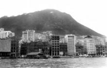 1950s Central Waterfront (West of Pedder Street)