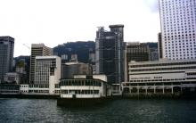 Star Ferry Piers Central
