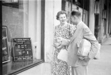 American Evacuees - Gloucester Building and Hotel