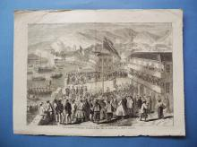 Where? Arrival of General Mountauban in Hong Kong 3 March 1860