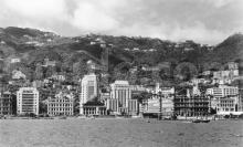 1950s View of Central from the harbour