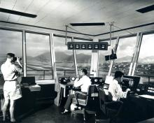 Control Tower at Kai Tak