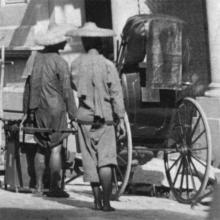Rickshaw & sedan chair