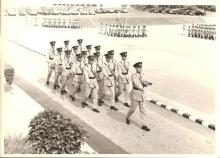 Passing Out Parade at Police Training School