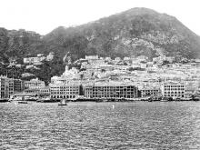 c. 1906 Central and the Peak