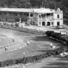 Racing at Happy Valley