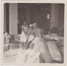 Pre-war bakers perhaps at the Ching Loong jpg