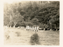 15HKG Scouts camping, c1950, 1