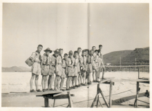 15HKG Scouts Outing, c1950, 1