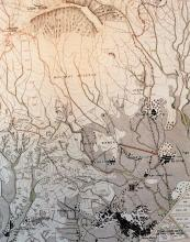 1924 Map. South of Lion Rock