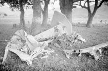 Manchukuo Airlines (MKK) Ju86 Crash at Kwanti Racecourse on 5 September 1940