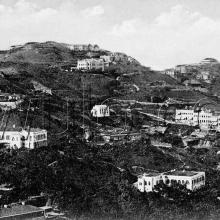 c.1905 Buildings on the Peak